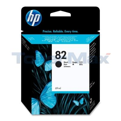 HP NO 82 INK BLACK 69ML